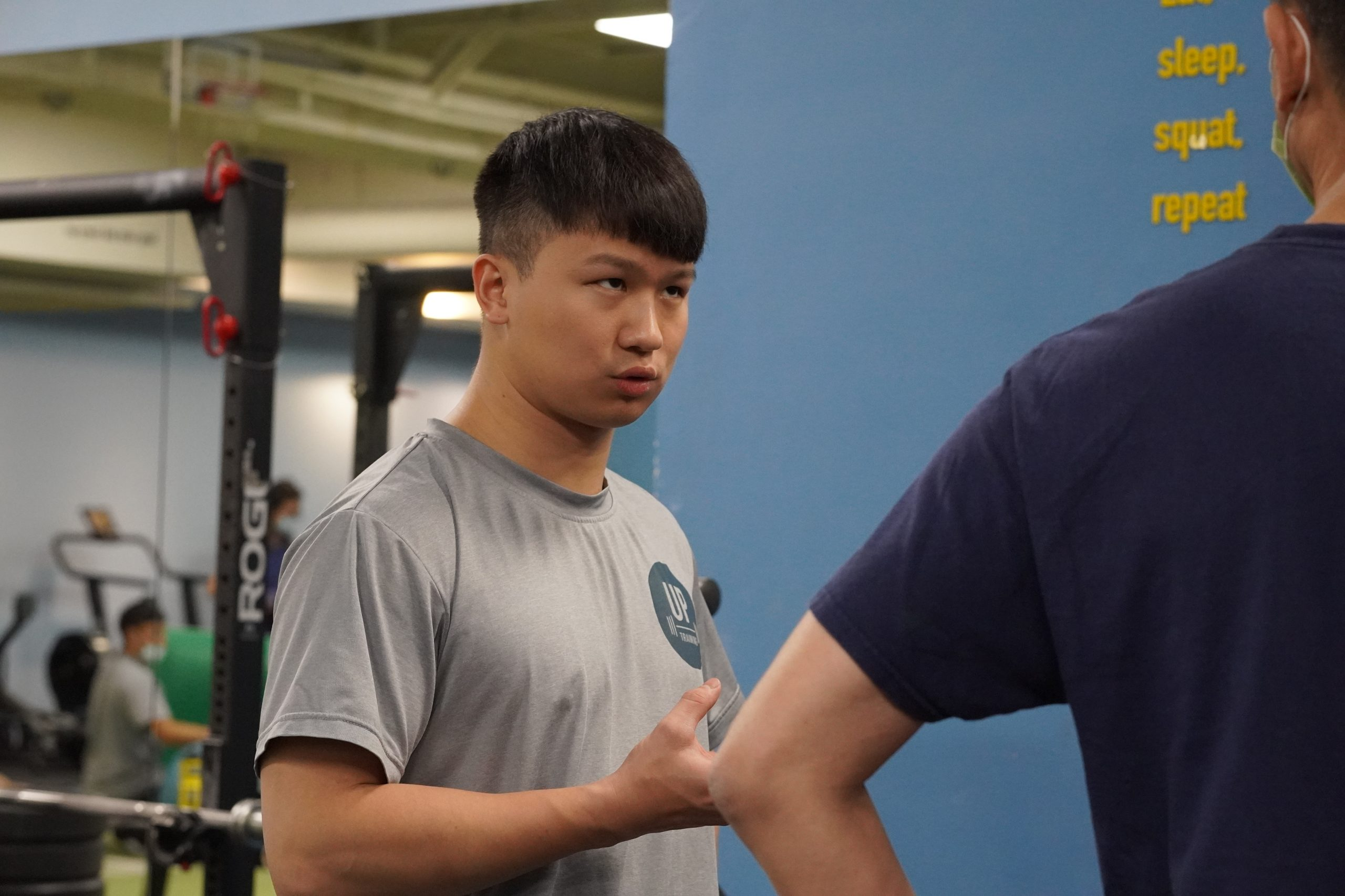 悍草訓練 教練Jason