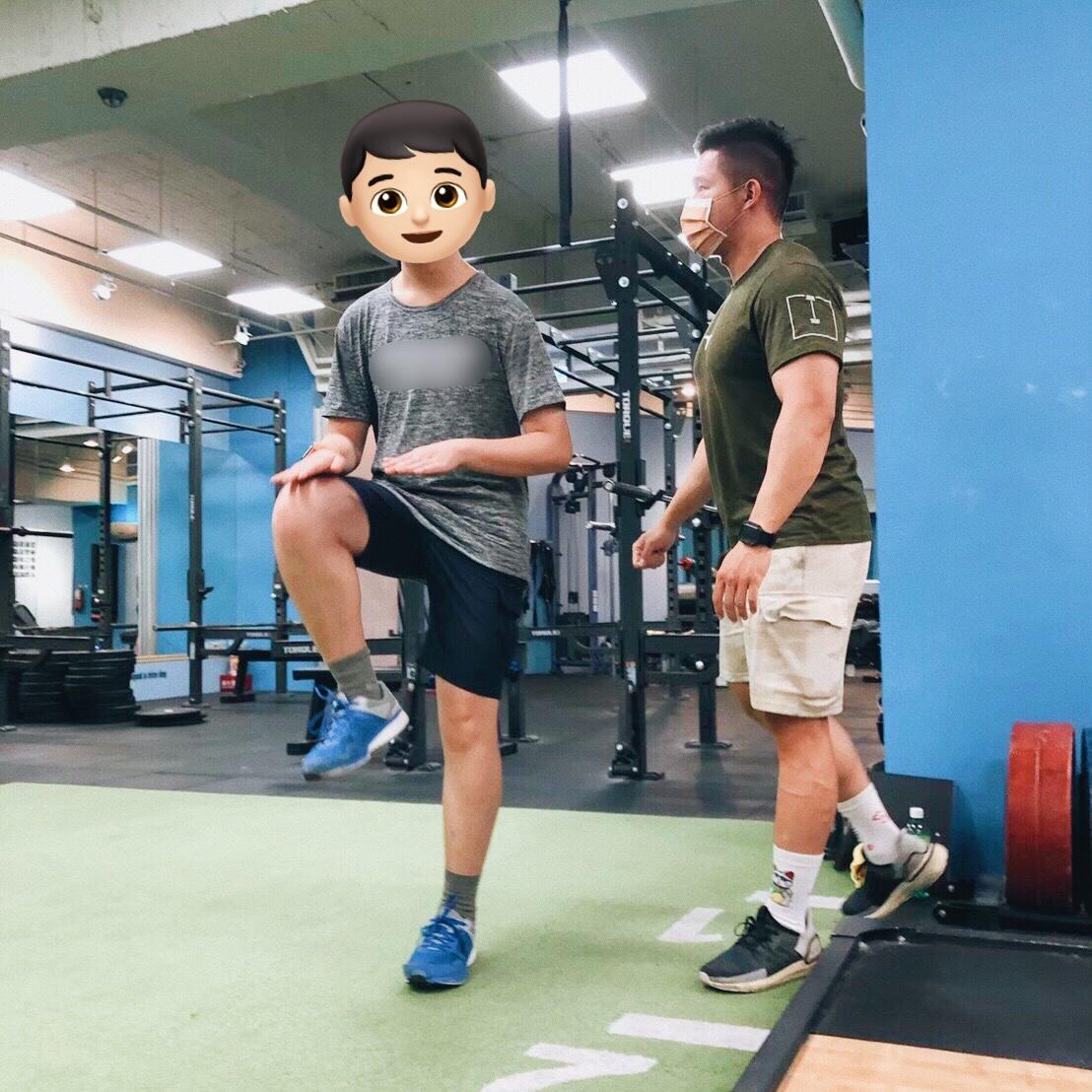 悍草訓練Suki教練