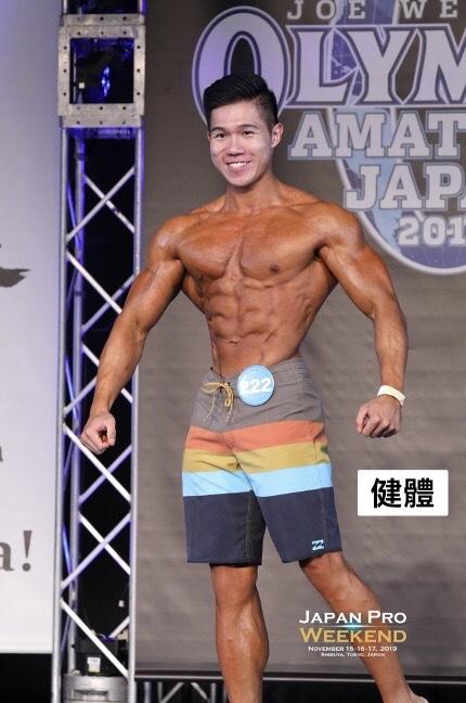 Suki教練參加健體比賽紀錄